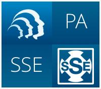 SSE+PA CONF logo