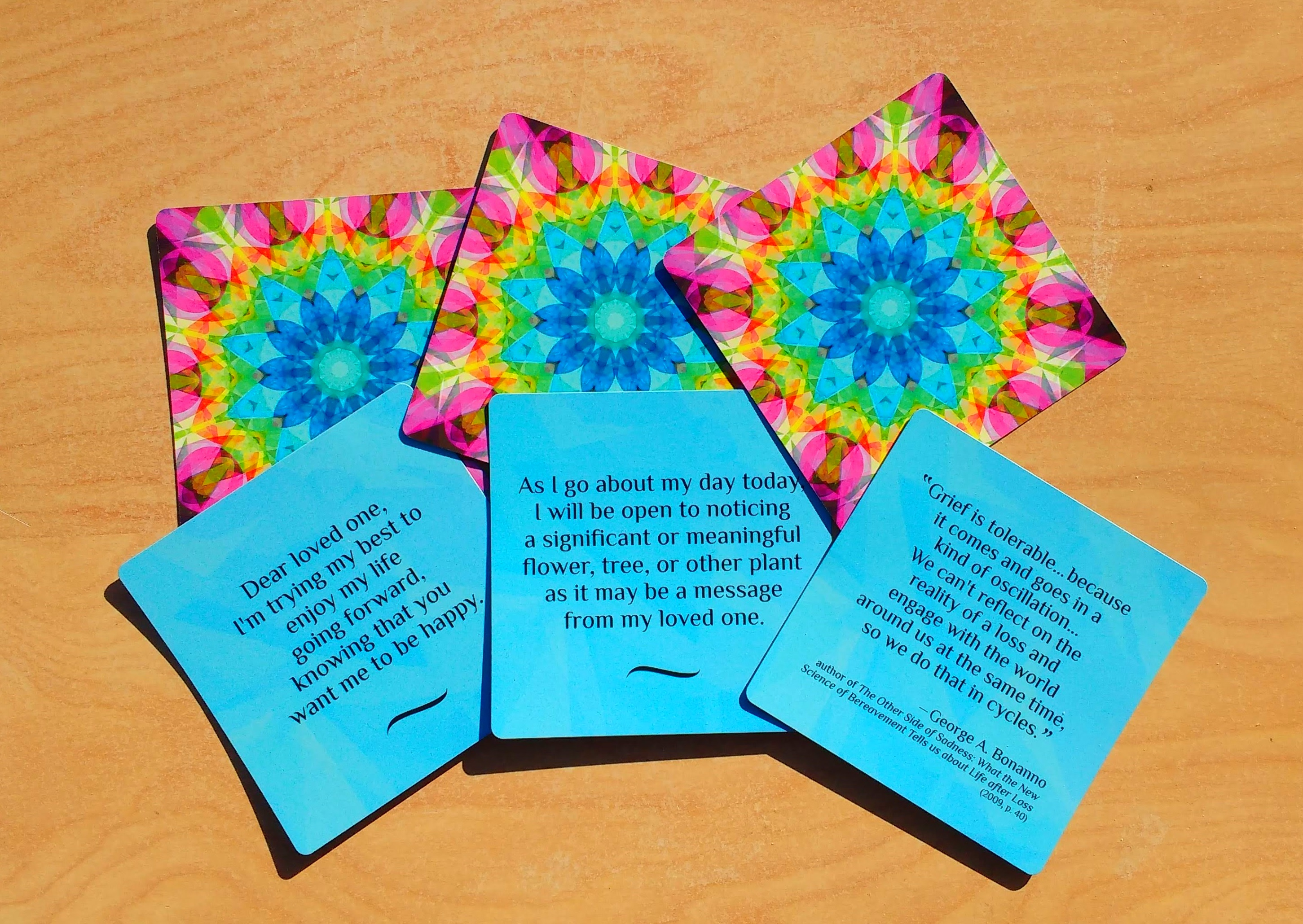 New! Meaningful Messages Cards